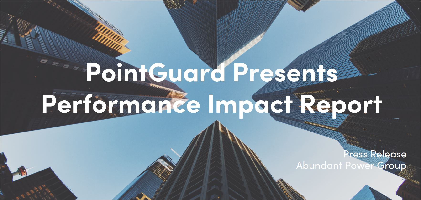 Product Update | Performance Impact Report