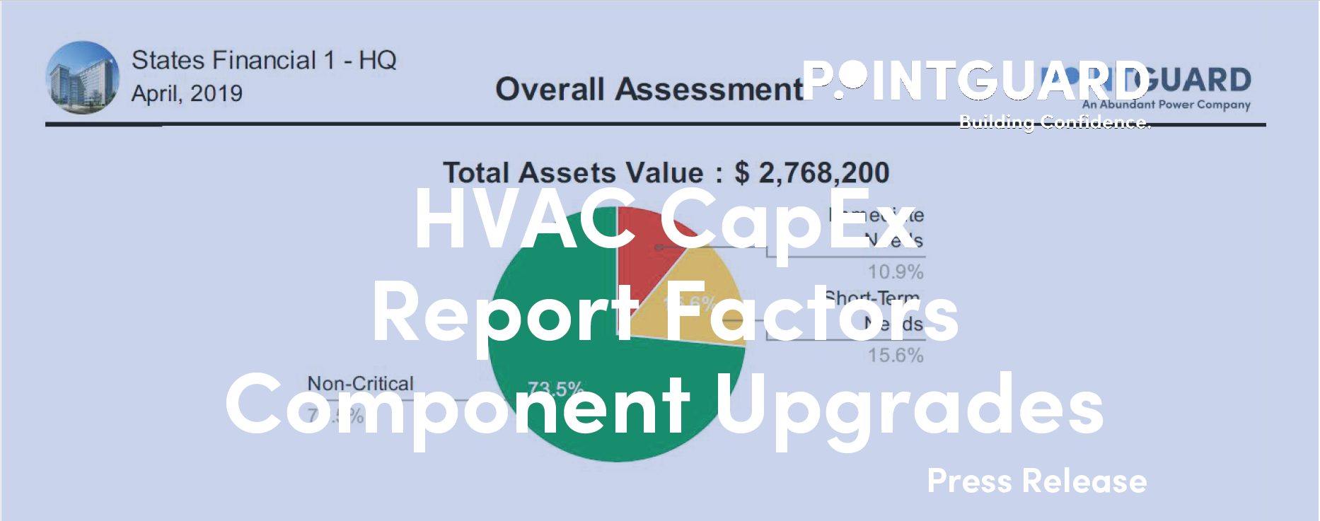 PointGuard Now Factors Component Upgrades into HVAC CapEx Report