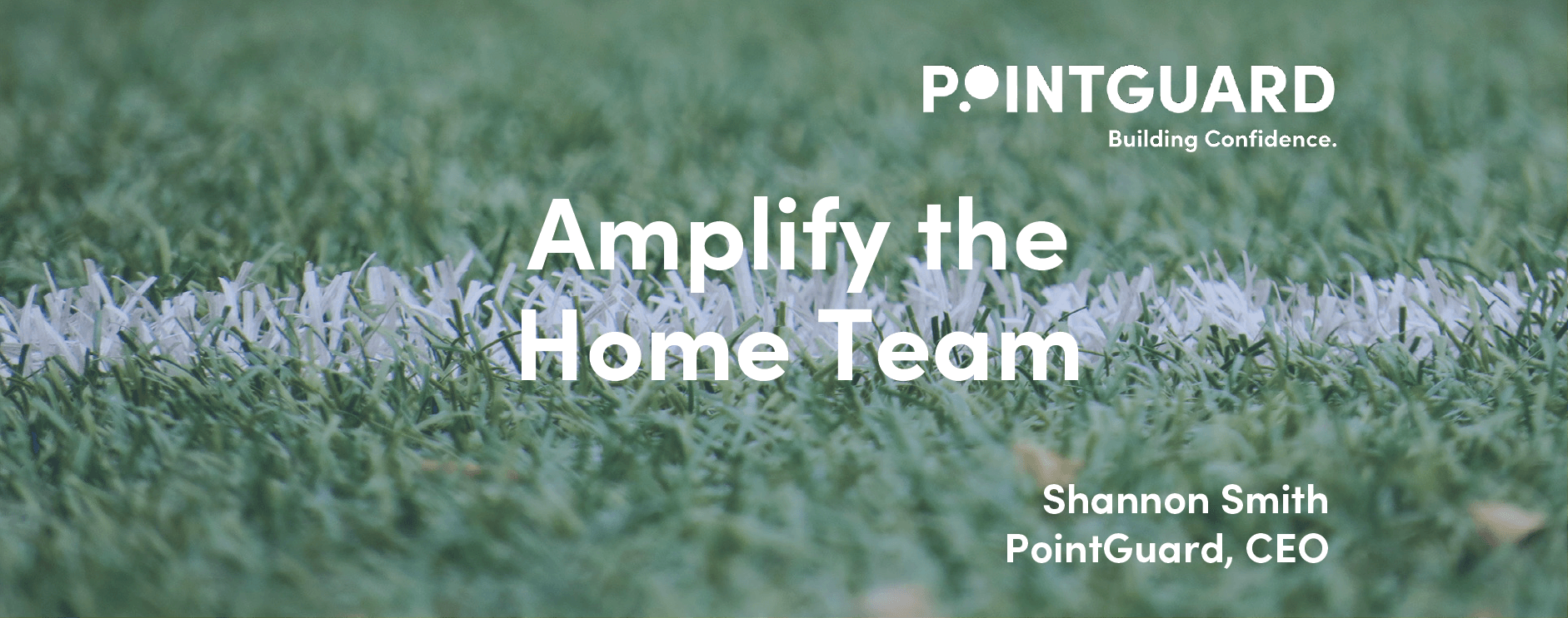 Amplify the Home Team