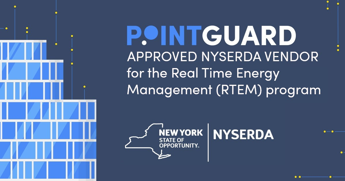 PointGuard Announced as Approved Vendor for NYSERDA Program