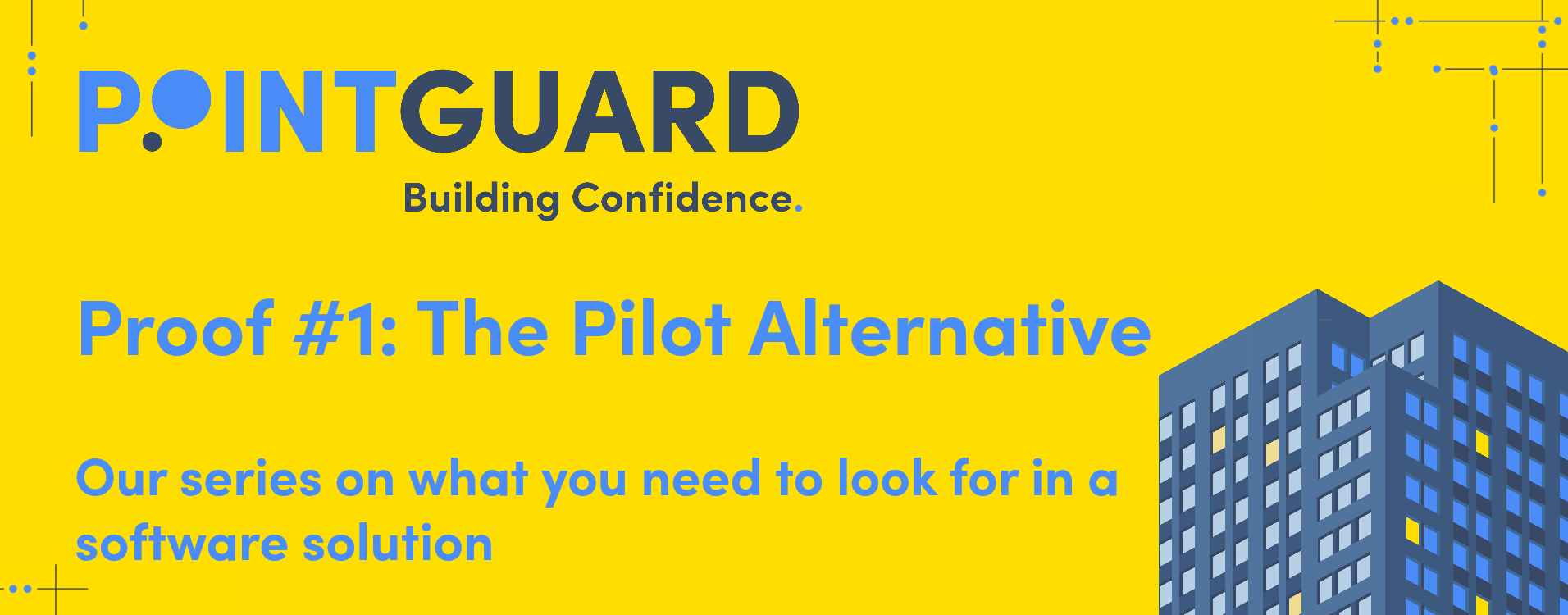 Proof #1: The Pilot Alternative