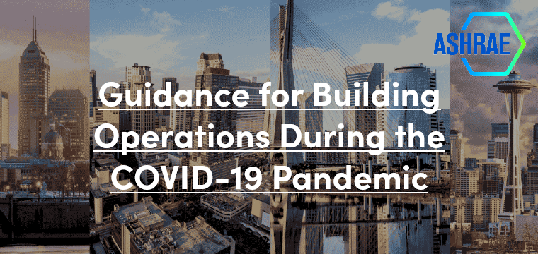 Guidance for Building Operations