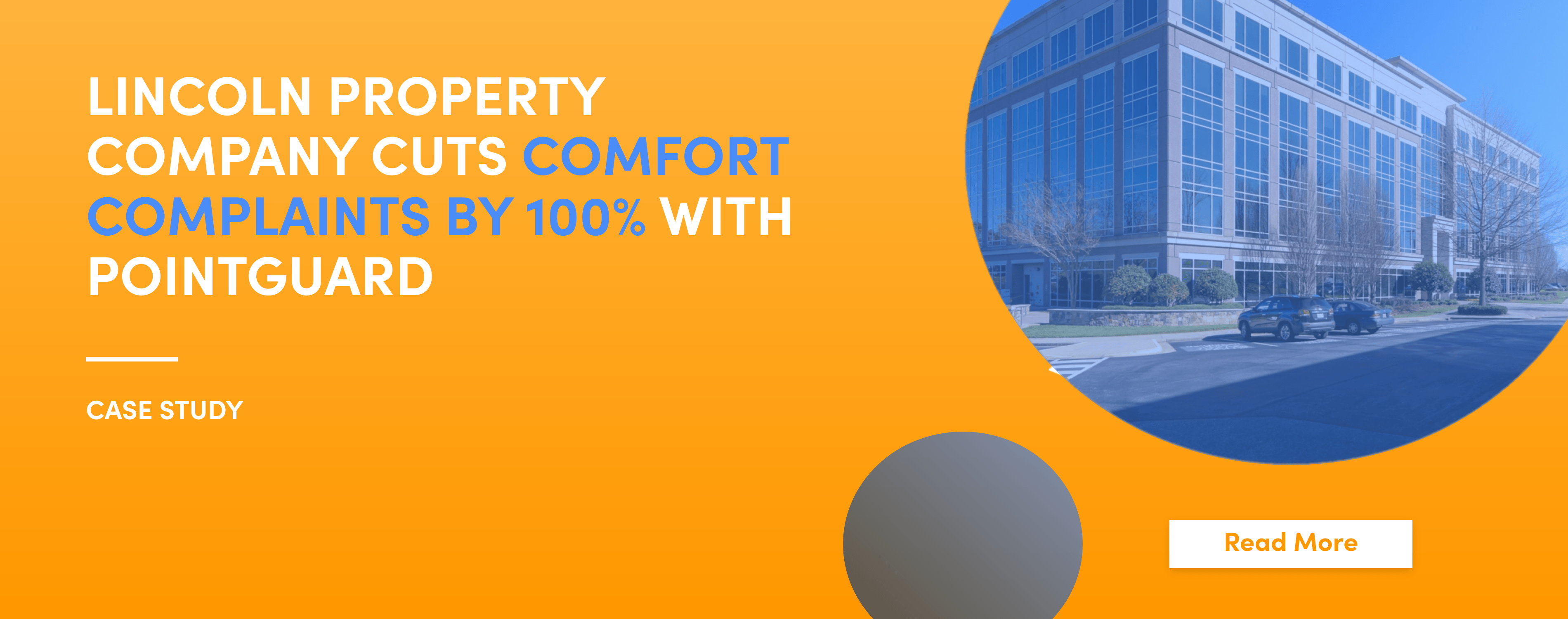 Lincoln Property Company Cuts Comfort Complaints by 100% with PointGuard
